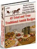 Amish Home Style Cooking and Baking Recipes