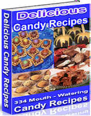 The Candy Cookbook [334 RECIPES]