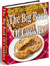 The Big Book Of Cookies - Over 200 Delicious Cookie Recipes