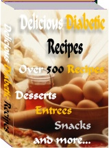 Tasty Diabetic Recipes - Satisfy your diet restrictions!