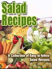 SALAD RECIPES [Ebook] with Master Resale Rights!