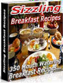 350 Mouth Watering Breakfast Recipes.